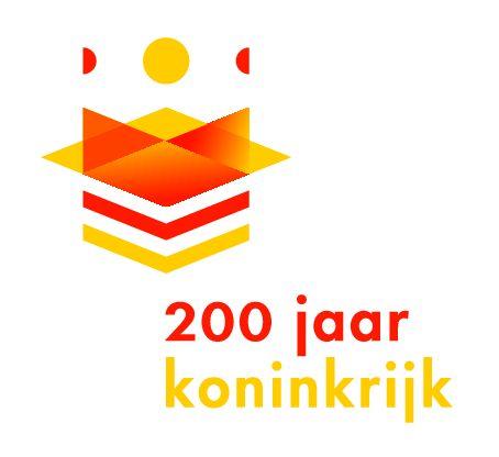 logo 200 jaar koninkrijk